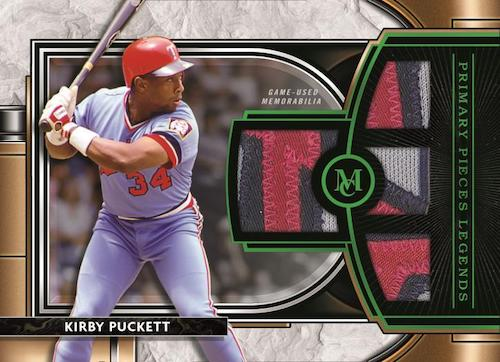 2021 Topps Museum Collection Baseball Cards - Checklist Added 11