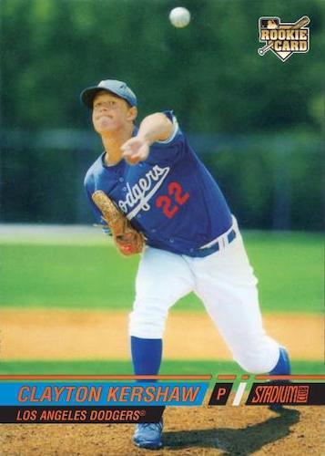 2021 Topps Stadium Club Baseball Cards - Checklist Added 6
