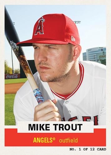 2021 Topps Throwback Thursday Baseball Cards - Set 8 5