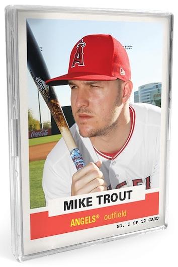 2021 Topps Throwback Thursday Baseball Cards - Set 8 2