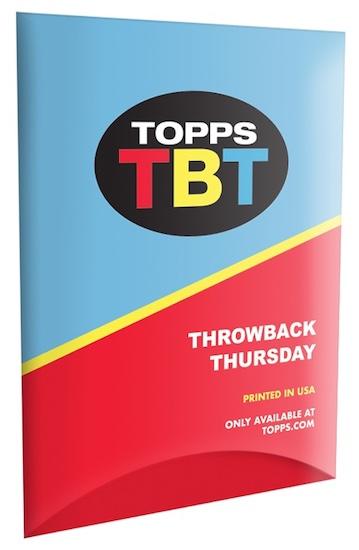 2021 Topps Throwback Thursday Baseball Cards - Set 18 1