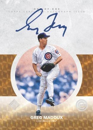 2021 Topps Transcendent Collection Hall of Fame Edition Baseball Cards 3