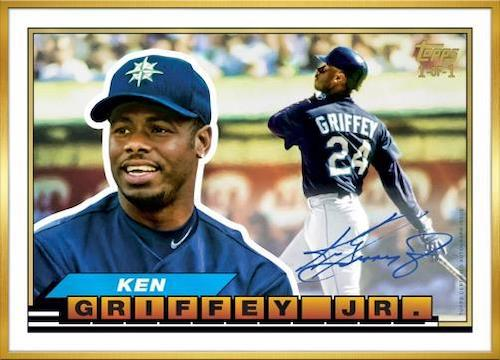 2021 Topps Transcendent Collection Hall of Fame Edition Baseball Cards 5