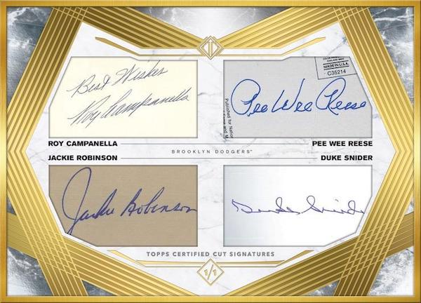 2021 Topps Transcendent Collection Hall of Fame Edition Baseball Cards 6