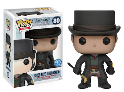 Ultimate Funko Pop Assassin's Creed Figures Gallery and Checklist 13