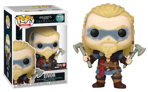 Ultimate Funko Pop Assassin's Creed Figures Gallery and Checklist 20