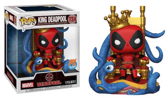 Ultimate Funko Pop Deadpool Figures Checklist and Gallery 78
