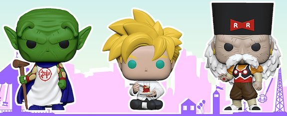 Ultimate Funko Pop Dragon Ball Z Figures Checklist and Gallery 167