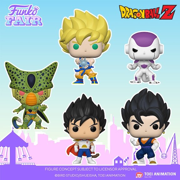 Ultimate Funko Pop Dragon Ball Z Figures Checklist and Gallery 166