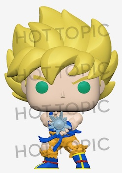 Ultimate Funko Pop Dragon Ball Z Figures Checklist and Gallery 171