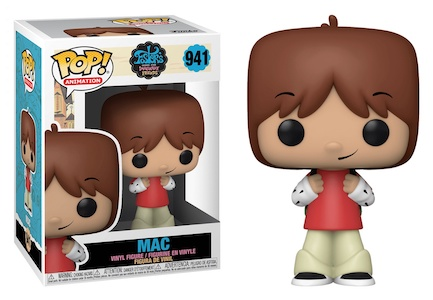 Funko Pop Foster's Home for Imaginary Friends Figures 1