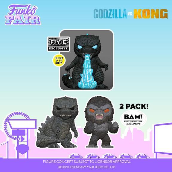 Ultimate Funko Pop Godzilla Figures Checklist and Gallery 8