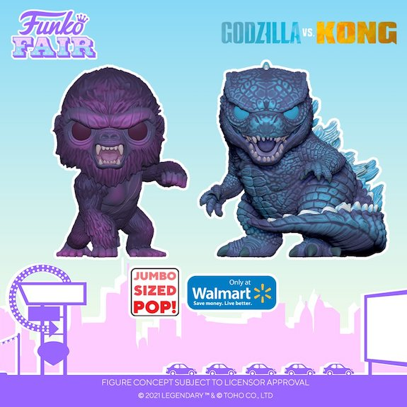 Ultimate Funko Pop Godzilla Figures Checklist and Gallery 10