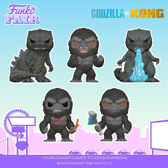 Ultimate Funko Pop Godzilla Figures Checklist and Gallery 7