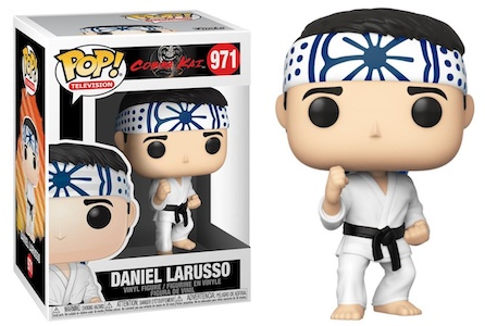 Ultimate Funko Pop Karate Kid Figures Checklist and Gallery 5