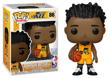 Ultimate Funko Pop Basketball Figures Gallery and Checklist 94
