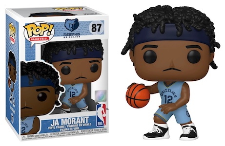 Ultimate Funko Pop Basketball Figures Gallery and Checklist 95