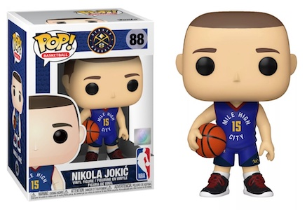 Ultimate Funko Pop Basketball Figures Gallery and Checklist 96