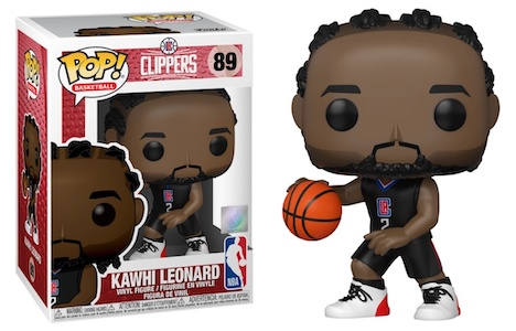 Ultimate Funko Pop Basketball Figures Gallery and Checklist 97
