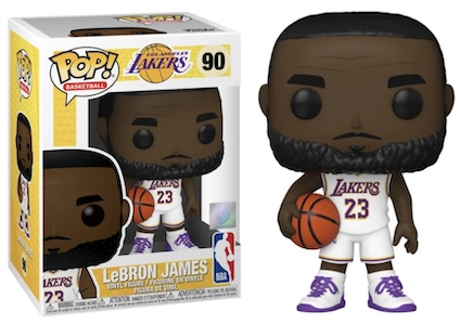 Ultimate Funko Pop Basketball Figures Gallery and Checklist 98