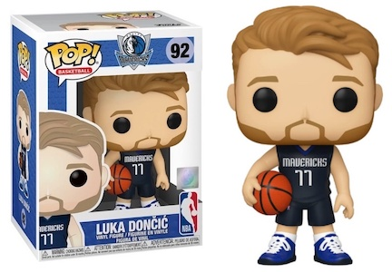 Ultimate Funko Pop Basketball Figures Gallery and Checklist 100