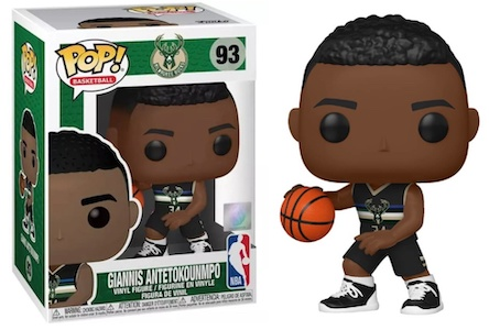Ultimate Funko Pop Basketball Figures Gallery and Checklist 101