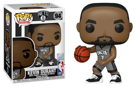 Ultimate Funko Pop Basketball Figures Gallery and Checklist 102