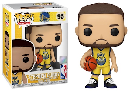 Ultimate Funko Pop Basketball Figures Gallery and Checklist 103
