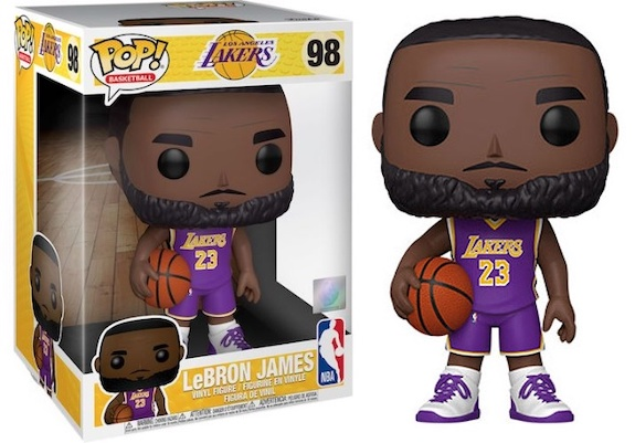 Ultimate Funko Pop Basketball Figures Gallery and Checklist 106