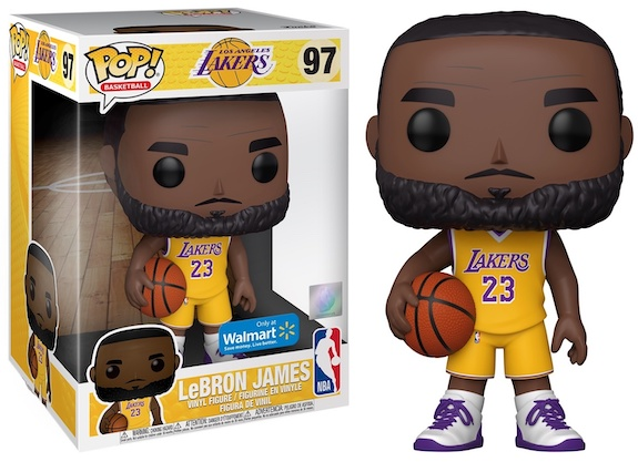 Ultimate Funko Pop Basketball Figures Gallery and Checklist 105