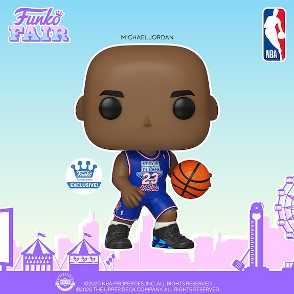 Ultimate Funko Pop Michael Jordan Figures Gallery and Checklist 13