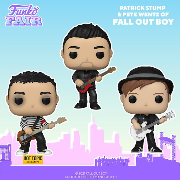 Ultimate Funko Pop Rocks Music Figures Gallery and Checklist 235