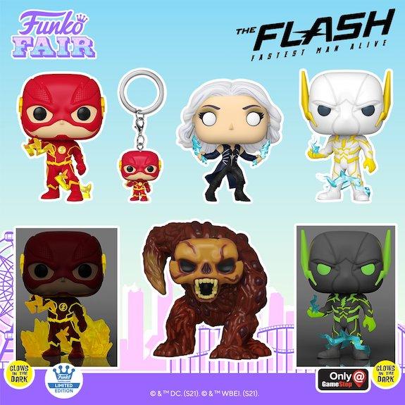 Funko Pop Flash TV Figures Gallery and Checklist 19