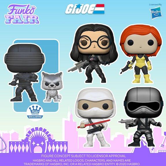 Ultimate Funko Pop G.I. Joe Figures Gallery and Checklist 14