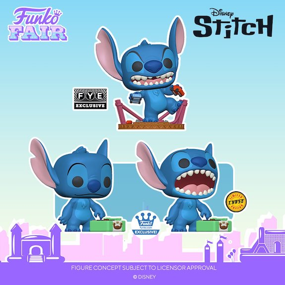 Ultimate Funko Pop Lilo and Stitch Figures Checklist and Gallery 25