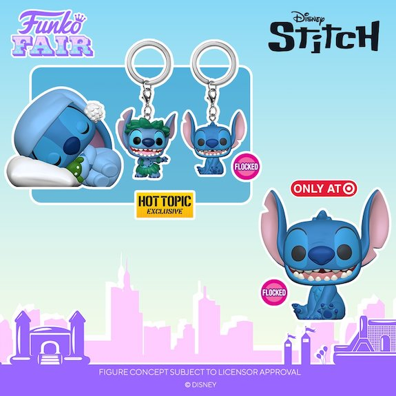 Ultimate Funko Pop Lilo and Stitch Figures Checklist and Gallery 26