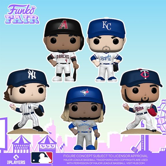 Ultimate Funko Pop MLB Baseball Figures Checklist and Gallery 80