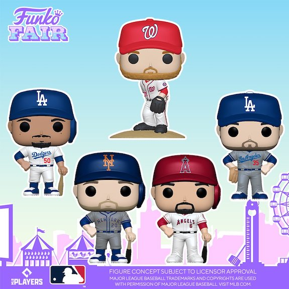 Ultimate Funko Pop MLB Baseball Figures Checklist and Gallery 81