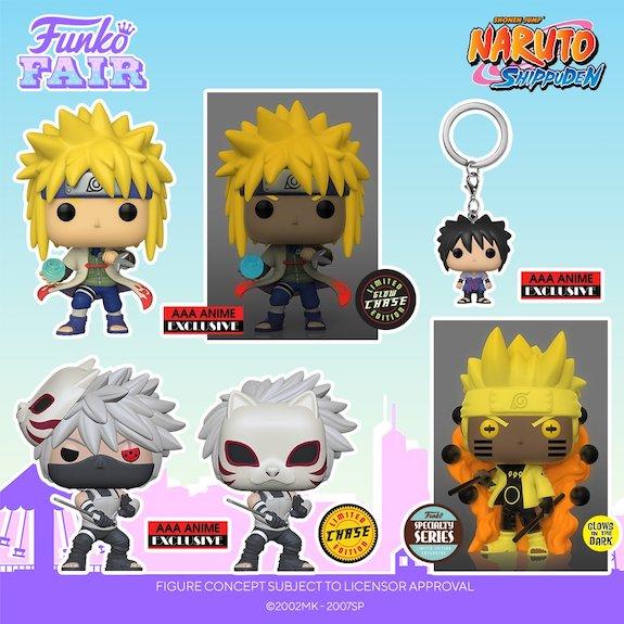 Ultimate Funko Pop Naruto Shippuden Figures Gallery and Checklist 34