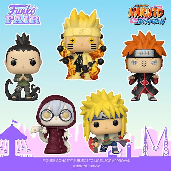 Ultimate Funko Pop Naruto Shippuden Figures Gallery and Checklist 32