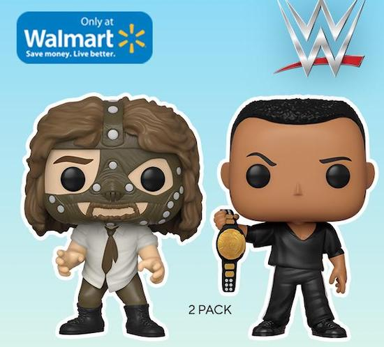 Ultimate Funko Pop WWE Wrestling Figures Checklist and Gallery 119