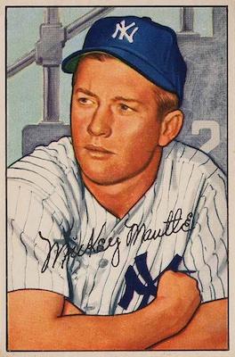 1952 Bowman Baseball Cards 1
