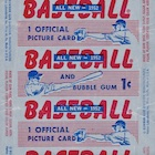 1952 Bowman Baseball Cards