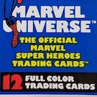 1990 Impel Marvel Universe Trading Cards