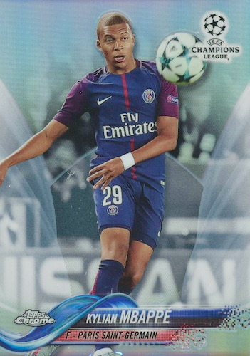 Top Kylian Mbappe Cards to Kickstart Your Collection 3