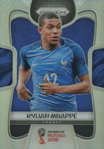 Top Kylian Mbappe Cards to Kickstart Your Collection 5