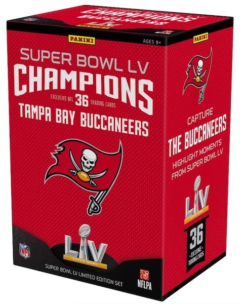 2021 Tampa Bay Buccaneers Super Bowl Champions Memorabilia Guide 8