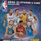 2020-21 Panini NBA Sticker & Card Collection Basketball Cards