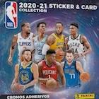 2020-21 Panini NBA Sticker & Card Collection Basketball Cards - Checklist