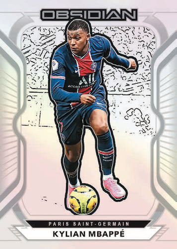 2020-21 Panini Obsidian Soccer Cards - Checklist Added 4
